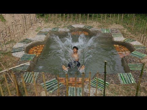 Construindo uma piscina natural 1