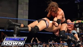 Undertaker, John Cena & D-Generation X vs. CM Punk & Legacy: SmackDown, October 2, 2009 thumbnail