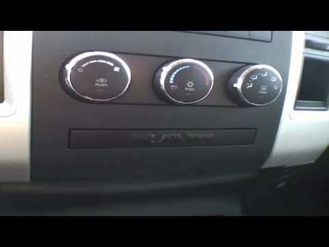 2010 Dodge Ram 1500 4.7L V8 Start Up, Rev, & Quick Tour With Exhaust View - 25K