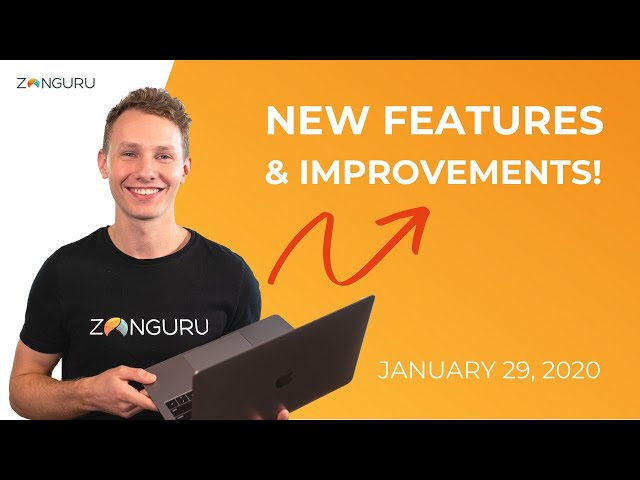 We Help Your New Products Rank on Page 1 & More! 👍 What's New? January 29, 2020