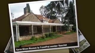Karen Blixen Museum - Nairobi, Kenya