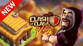 Mago al Maximo VS Aldea al Mínimo | ¡Trolleando en Clash of Clans! - TheMike2311