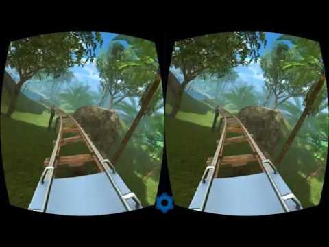 3D VR Gözlük Videosu