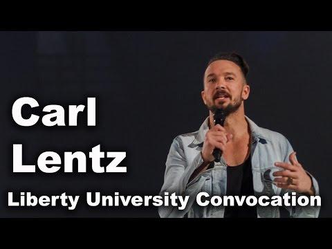 Carl Lentz - Liberty University Convocation