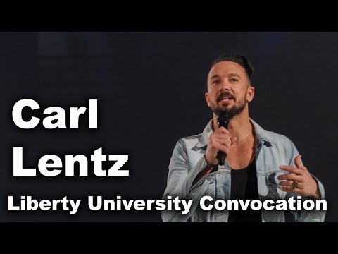 Carl Lentz - Liberty University Convocation
