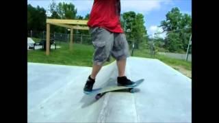 Saugerties Skatepark (Daniel Phillips)