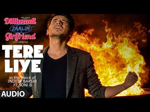 'Tere Liye' FULL AUDIO Song   Indeep Bakshi   Dilliwaali Zaalim Girlfriend   T-Series
