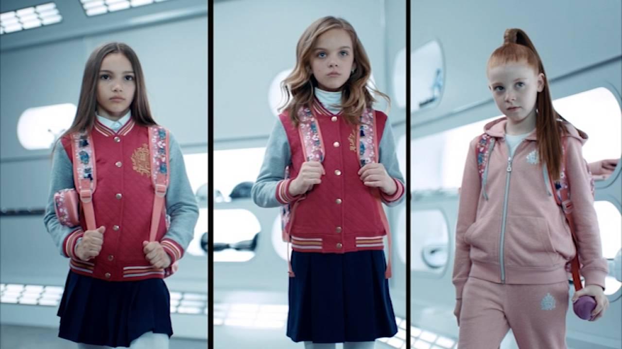 c53a6ea9461c Школьная одежда Faberlic: коллекция для девочек - YouTube