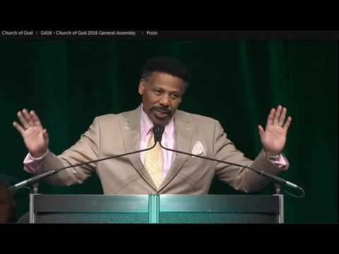 Dr. Tony Evans // 2016 // A message to the church