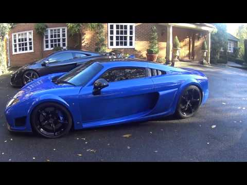 Noble M600 Review, with the McLaren 675LT