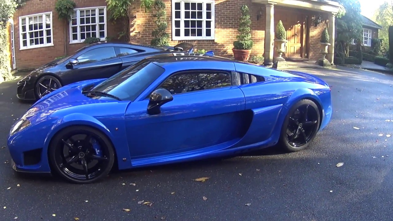 Noble m600 review with the mclaren 675lt