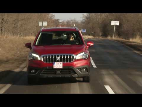 Test 2017  Suzuki SX4 S-Cross 1.4 BoosterJet AllGrip/Suzuki Vitara S 1.4 BoosterJet AllGrip