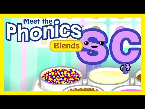 Meet the Phonics - Blends Preview