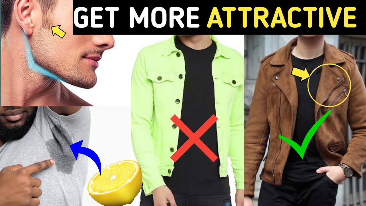 5 AMAZING Ways To Look More Attractive In 24 HRS(GUARANTEED)   ATTRACTIVE Kaise Dikhe In Hindi