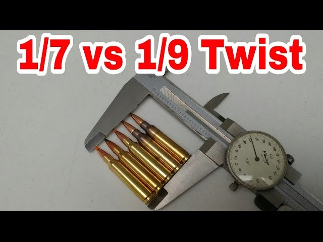 1 7 Vs 1 9 Twist Rate For Ar15 Youtube