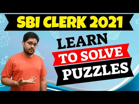 4 PUZZLES FOR BANKING EXAMS ||SBI PO, IBPS PO,RRB PO,IBPS CLERK || ANKUSH LAMBA