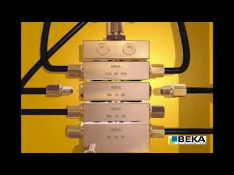 BEKA Presents Automatic Lubrication Systems For Heavy Equipment