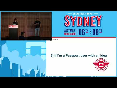 Wings to roam any cloud join the OpenStack Global Passport program today!