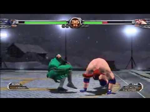 Virtua Fighter 5 FS:Kage Maru Gameplay