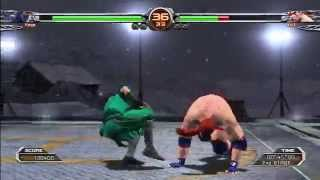 Virtua Fighter 5 FS:Kage Maru Gameplay