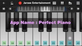 Ik Vaari Aa (Raabta), Arijit Singh, Pritam - Easy Mobile Piano/Keyboard Tutorial