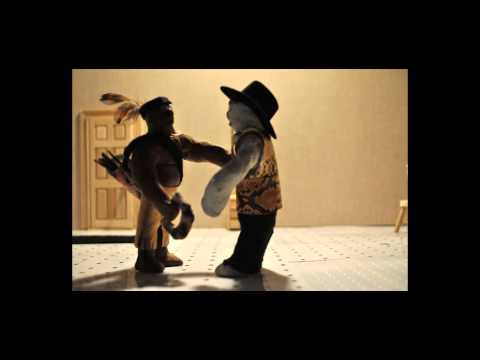 Cowboy vs. Indian (Clay Animation) by: Kevin Sanders
