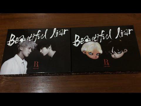 [M's Unboxing] VIXX LR's Beautiful Liar