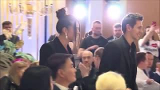 Нюша на гала-ужине премии МУЗ-ТВ