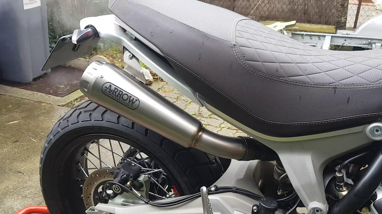Arrow Ducati Scrambler 1100 You
