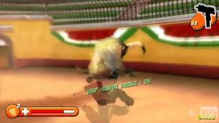 Chili Con Carnage -PSP- 4 Arena Del Toro [HD]