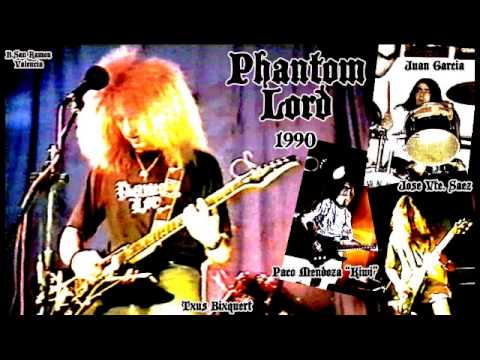 Phantom Lord - Last judgement (Demo 1992)