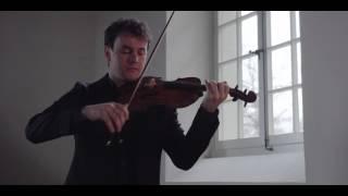 Jean-Baptiste Poyard - Telemann, violin fantasia n°9