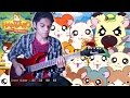 Opening OST Hamtaro Versi Indonesia Guitar Cover By Mr. JOM