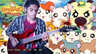 Opening OST Hamtaro Versi Indonesia Guitar Cover By Mr. JOM