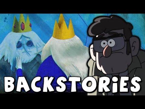 Top 7 DARKEST Cartoon Character Backstories
