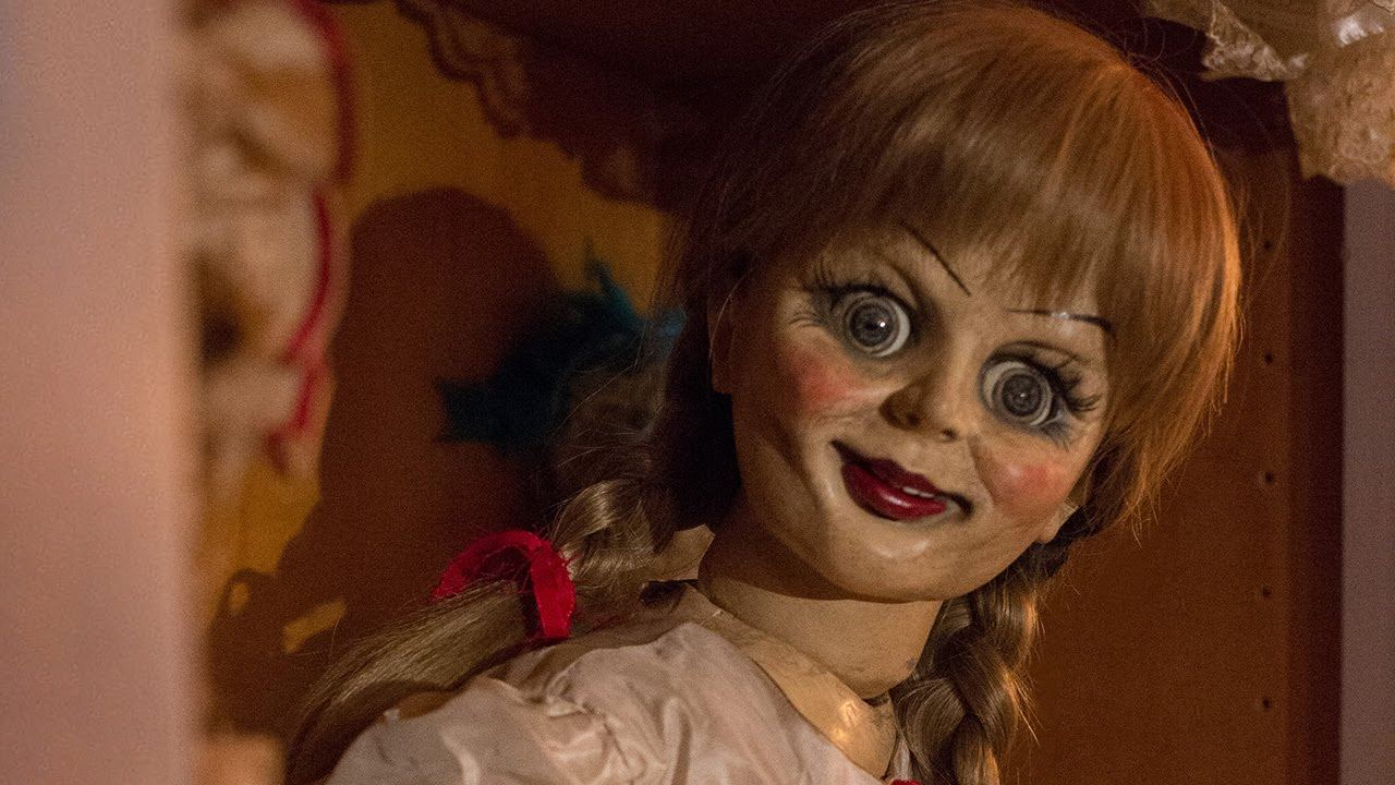 Annabelle Trailer #2 - YouTube