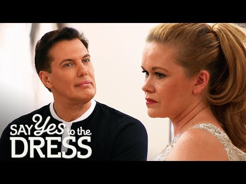 Pageant Coach Makes Bride Cry | Say Yes To The Dress Atlanta