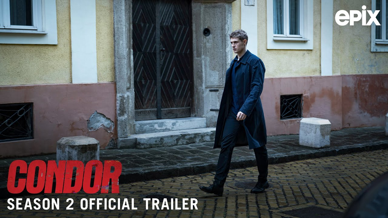 Download Condor (EPIX 2021 Series) Season 2- Official Trailer