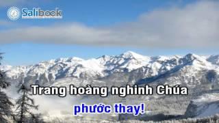 [Karaoke Thánh Ca HTTL-VN] 128 Ngày Nay Chúa Đến Thì Sao?  - Salibook
