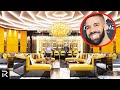 Inside Drake's $100 Million Dollar Mansion
