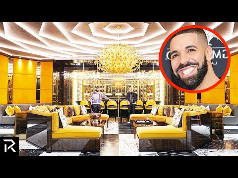 Inside Drake's $100 Million Dollar Mansion