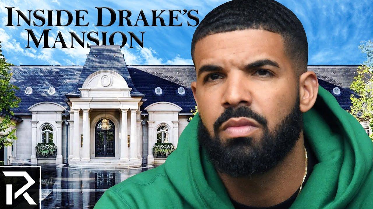 Download Inside Drake's $100 Million Dollar Mansion