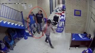 Video revela alteración de la escena del crimen de Rodrigo Quintana