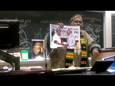 leonard jeffries African spirituality part 2..Living with nature
