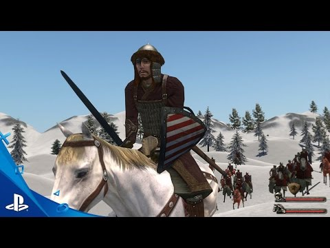 Mount & Blade: Warband - Console Release Trailer | PS4