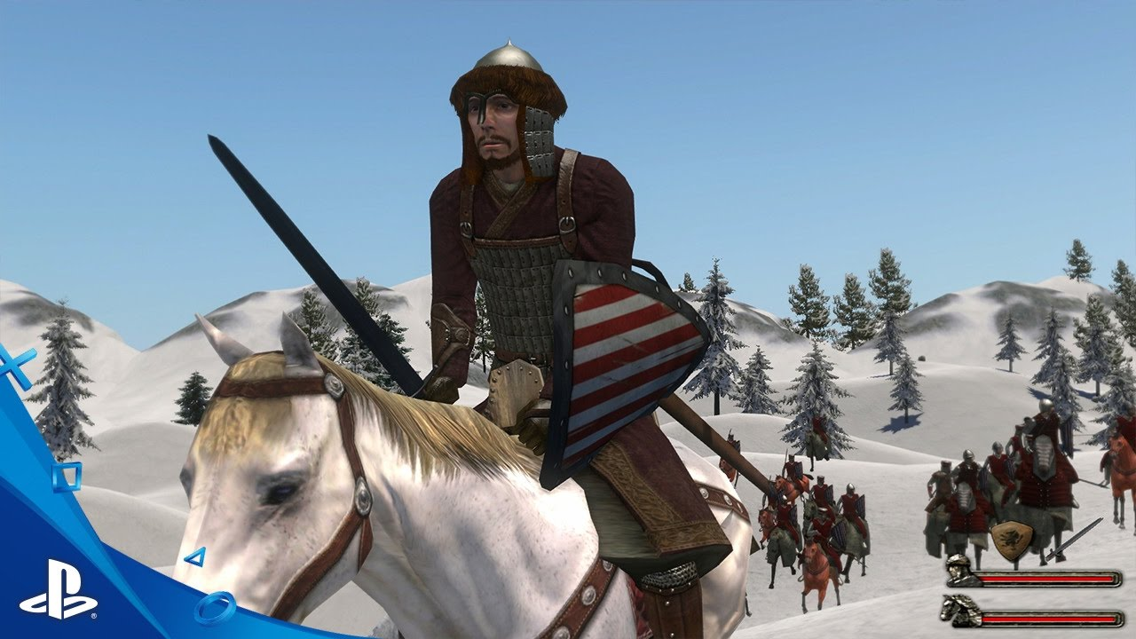 Mount Blade Warband Console Release Trailer Ps4 Youtube