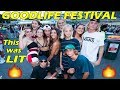 GOODLIFE FESTIVAL WAS OUT OF CONTROL! (Shirls Roasts and Reacts Goodlife Lost City)
