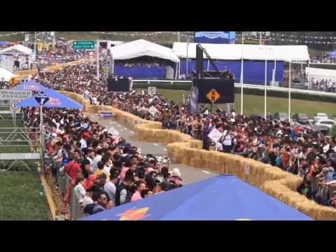 Redbull soapbox race Mexico 2016