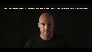 Dieter Sin Plomo @ Clubnight 29-11-1998 #1 Live @ Dorian Gray - Mark Spoon Birthday