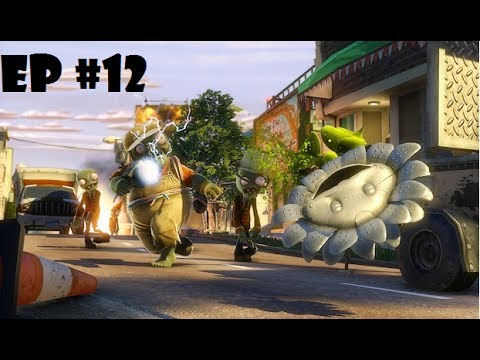 Plants Vs. Zombies Garden Warfare: Ep 12 - Electrician